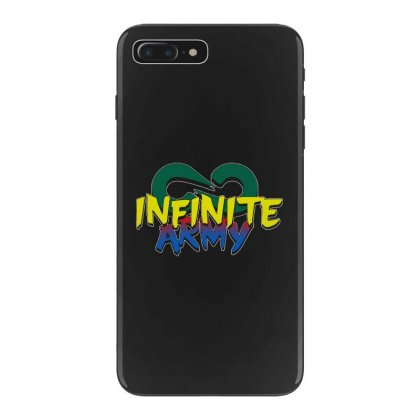 Infinite Lists Merch Infinite Lists Infinite Army Garnet Iphone 7 Plus Case Designed By Meganphoebe
