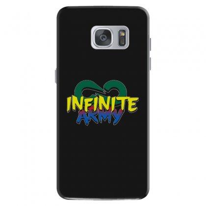Infinite Lists Merch Infinite Lists Infinite Army Garnet Samsung Galaxy S7 Case Designed By Meganphoebe