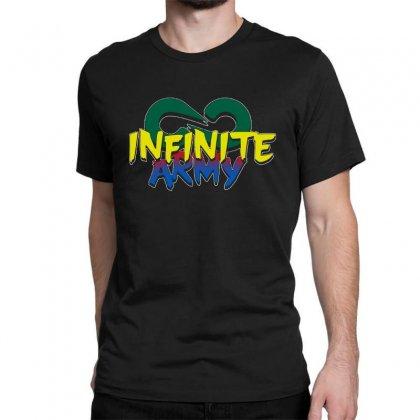 Infinite Lists Merch Infinite Lists Infinite Army Garnet Classic T-shirt Designed By Meganphoebe