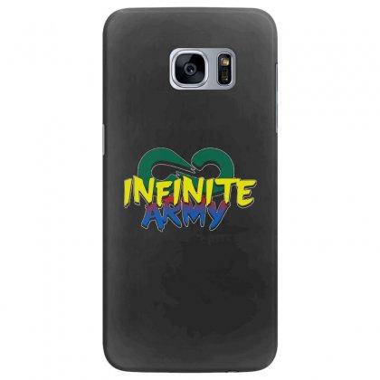 Infinite Lists Merch Infinite Lists Infinite Army Garnet Samsung Galaxy S7 Edge Case Designed By Meganphoebe
