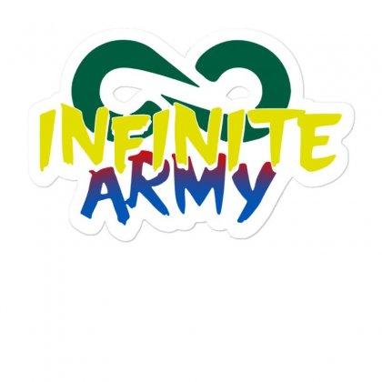 Infinite Lists Merch Infinite Lists Infinite Army Garnet Sticker Designed By Meganphoebe