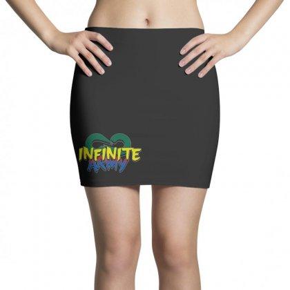 Infinite Lists Merch Infinite Lists Infinite Army Garnet Mini Skirts Designed By Meganphoebe
