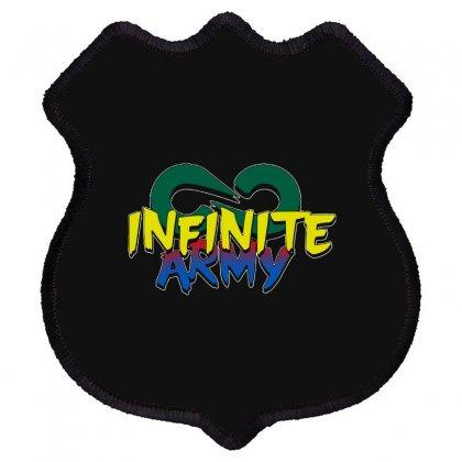 Infinite Lists Merch Infinite Lists Infinite Army Garnet Shield Patch Designed By Meganphoebe
