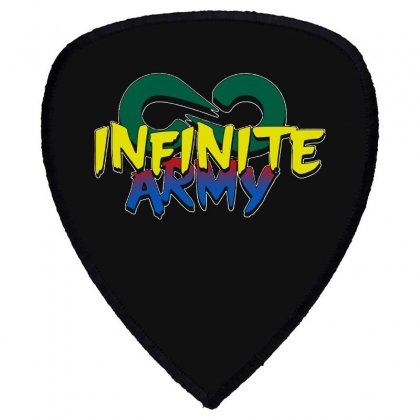 Infinite Lists Merch Infinite Lists Infinite Army Garnet Shield S Patch Designed By Meganphoebe