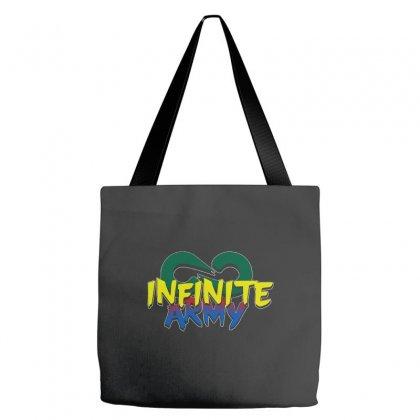 Infinite Lists Merch Infinite Lists Infinite Army Garnet Tote Bags Designed By Meganphoebe