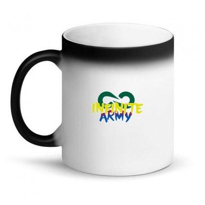 Infinite Lists Merch Infinite Lists Infinite Army Garnet Magic Mug Designed By Meganphoebe