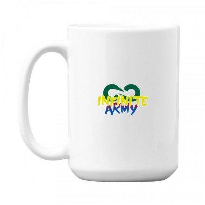 Infinite Lists Merch Infinite Lists Infinite Army Garnet 15 Oz Coffe Mug Designed By Meganphoebe