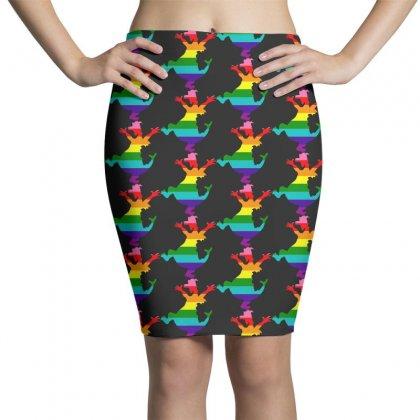 Imagine Pride Pencil Skirts Designed By Meganphoebe