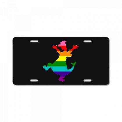 Imagine Pride License Plate Designed By Meganphoebe