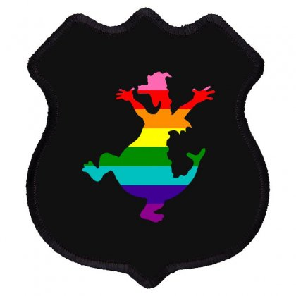 Imagine Pride Shield Patch Designed By Meganphoebe