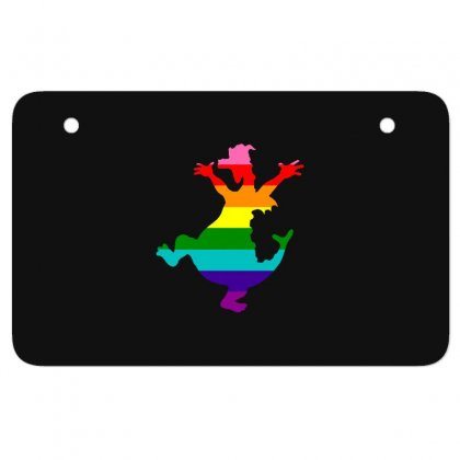 Imagine Pride Atv License Plate Designed By Meganphoebe