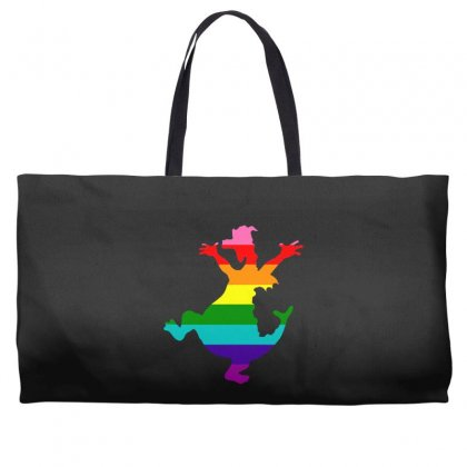 Imagine Pride Weekender Totes Designed By Meganphoebe