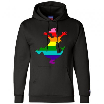 Imagine Pride Champion Hoodie Designed By Meganphoebe