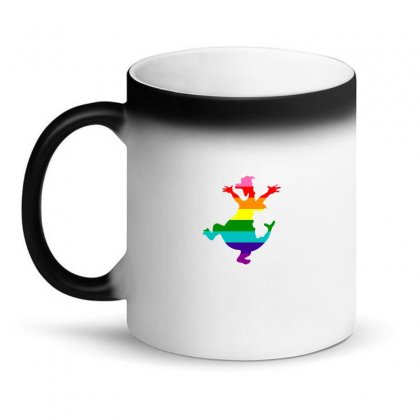Imagine Pride Magic Mug Designed By Meganphoebe