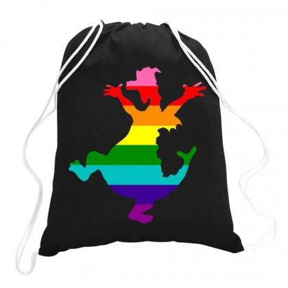 Imagine Pride Drawstring Bags Designed By Meganphoebe