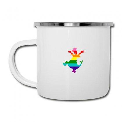Imagine Pride Camper Cup Designed By Meganphoebe