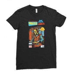 pirates addicts Ladies Fitted T-Shirt   Artistshot