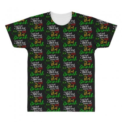 I Just Took A Dna Test Turns Out I'm 100% That Grinch All Over Men's T-shirt Designed By Meganphoebe
