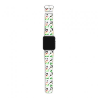 I Just Took A Dna Test Turns Out    I'm 100% That Grinch Apple Watch Band Designed By Meganphoebe