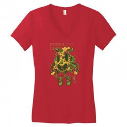 pizza lord Women's V-Neck T-Shirt | Artistshot