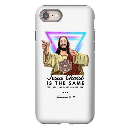 Forever Jesus Iphone 8 Case Designed By Meganphoebe