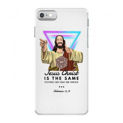 Forever Jesus Iphone 7 Case Designed By Meganphoebe