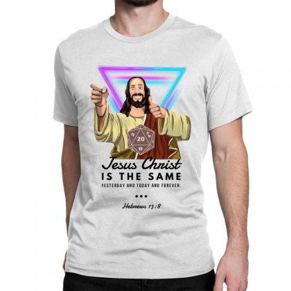 Forever Jesus Classic T-shirt Designed By Meganphoebe