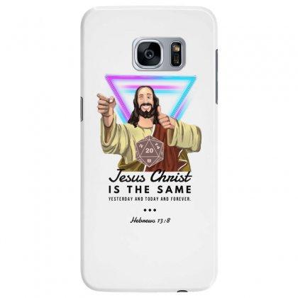 Forever Jesus Samsung Galaxy S7 Edge Case Designed By Meganphoebe