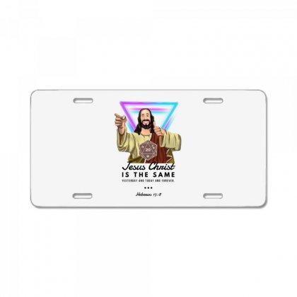 Forever Jesus License Plate Designed By Meganphoebe