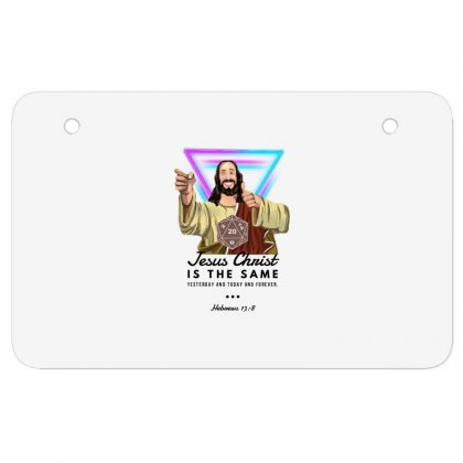 Forever Jesus Atv License Plate Designed By Meganphoebe