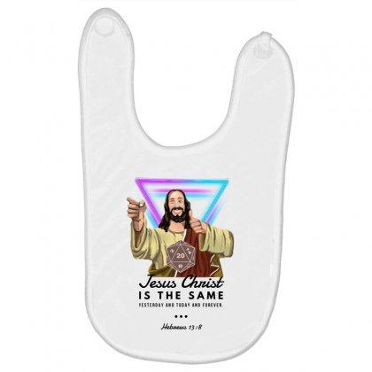 Forever Jesus Baby Bibs Designed By Meganphoebe
