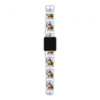 Forever Jesus Apple Watch Band Designed By Meganphoebe