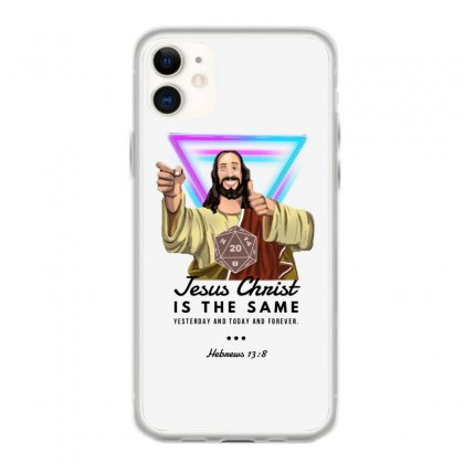 Forever Jesus Iphone 11 Case Designed By Meganphoebe