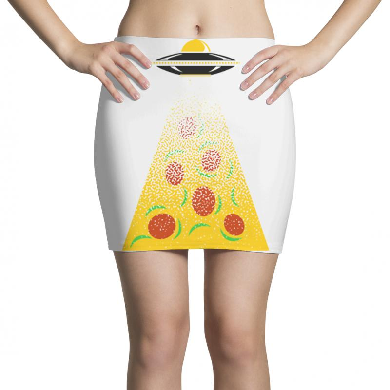 Pizza Signal Mini Skirts | Artistshot