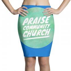praise community church Pencil Skirts | Artistshot