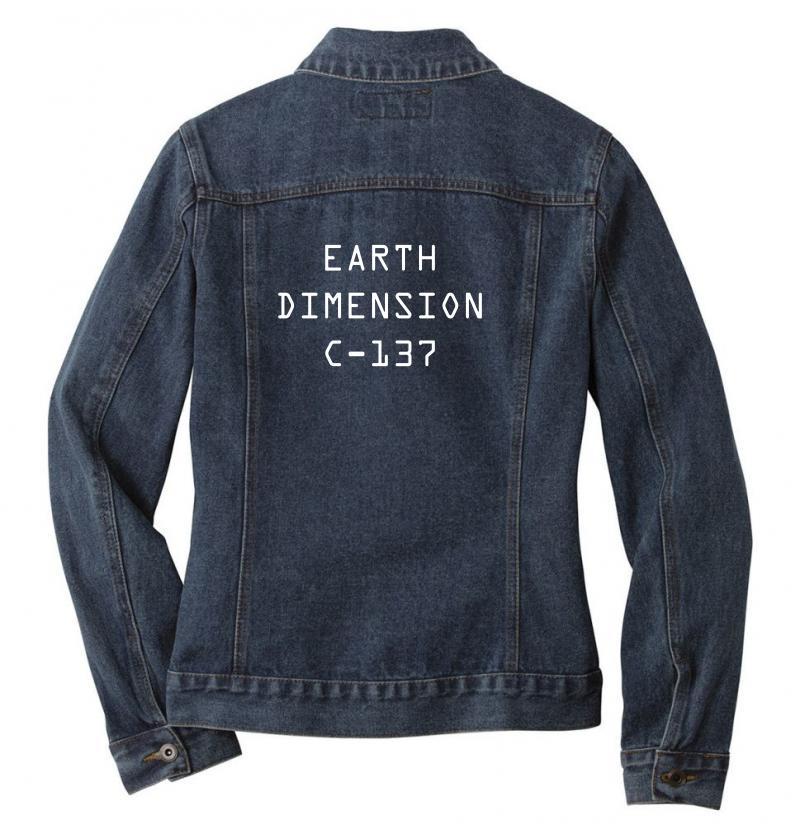 Merch Ladies Denim Jacket | Artistshot