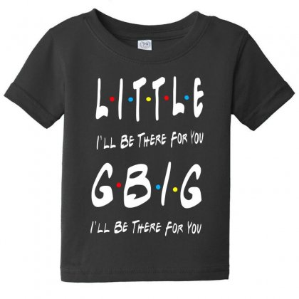 Ggbig Matching Sorority Baby Tee Designed By Meganphoebe