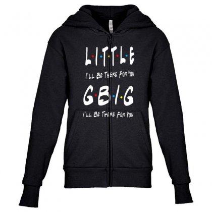 Ggbig Matching Sorority Youth Zipper Hoodie Designed By Meganphoebe