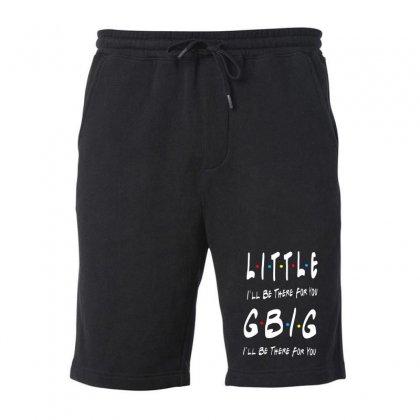 Ggbig Matching Sorority Fleece Short Designed By Meganphoebe