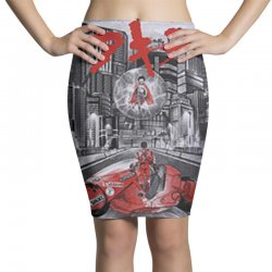 akira kaneda Pencil Skirts   Artistshot