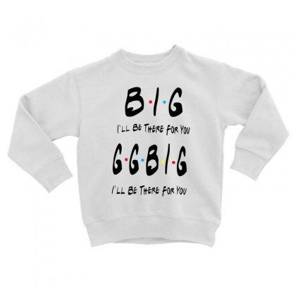 Ggbig Matching Sorority Toddler Sweatshirt Designed By Meganphoebe