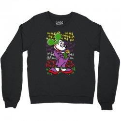 funny mr mouse ha ha ha Crewneck Sweatshirt   Artistshot