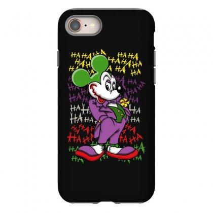 Funny Mr Mouse Ha Ha Ha Iphone 8 Case Designed By Meganphoebe