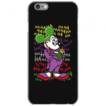 Funny Mr Mouse Ha Ha Ha Iphone 6/6s Case Designed By Meganphoebe
