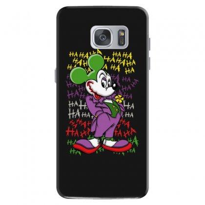 Funny Mr Mouse Ha Ha Ha Samsung Galaxy S7 Case Designed By Meganphoebe