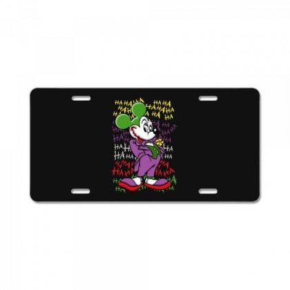 Funny Mr Mouse Ha Ha Ha License Plate Designed By Meganphoebe