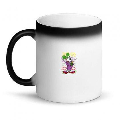 Funny Mr Mouse Ha Ha Ha Magic Mug Designed By Meganphoebe