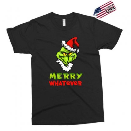 Funny Christmas Grinchy Exclusive T-shirt Designed By Meganphoebe