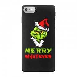 funny christmas grinchy iPhone 7 Case | Artistshot