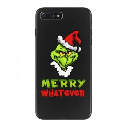funny christmas grinchy iPhone 7 Plus Case | Artistshot